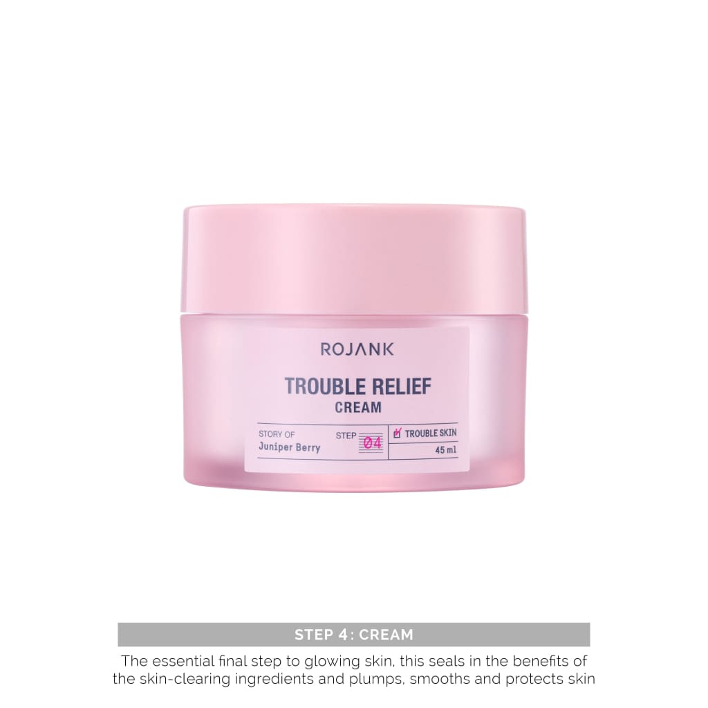 Trouble Relief Calming Cream - Skincare
