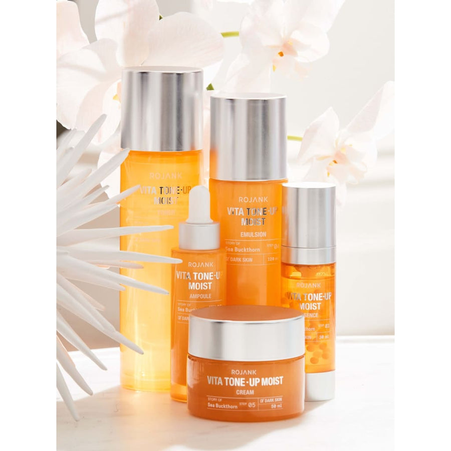 Vitamin C Tone-Up Brightening Ampoule - Skincare