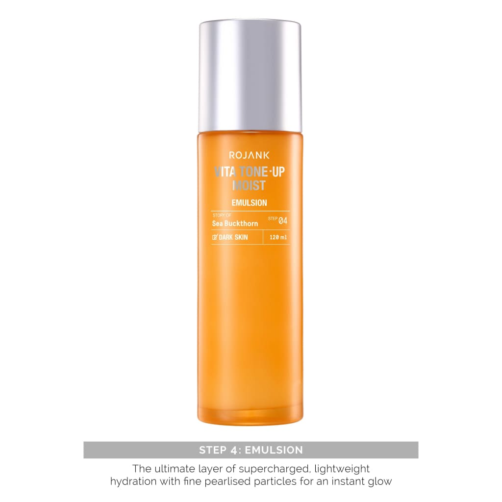 Vitamin C Tone-Up Brightening Emulsion - Skincare
