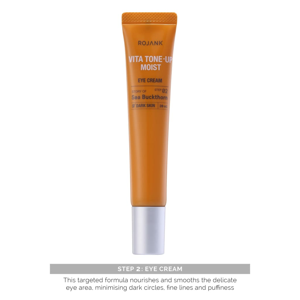 Vitamin C Tone-Up Brightening Eye Cream - Skincare