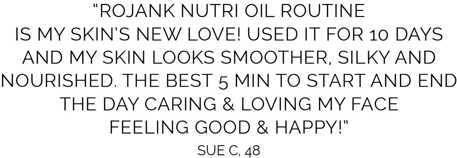 Nutri-Oil Nourishing Dry Skin Essence