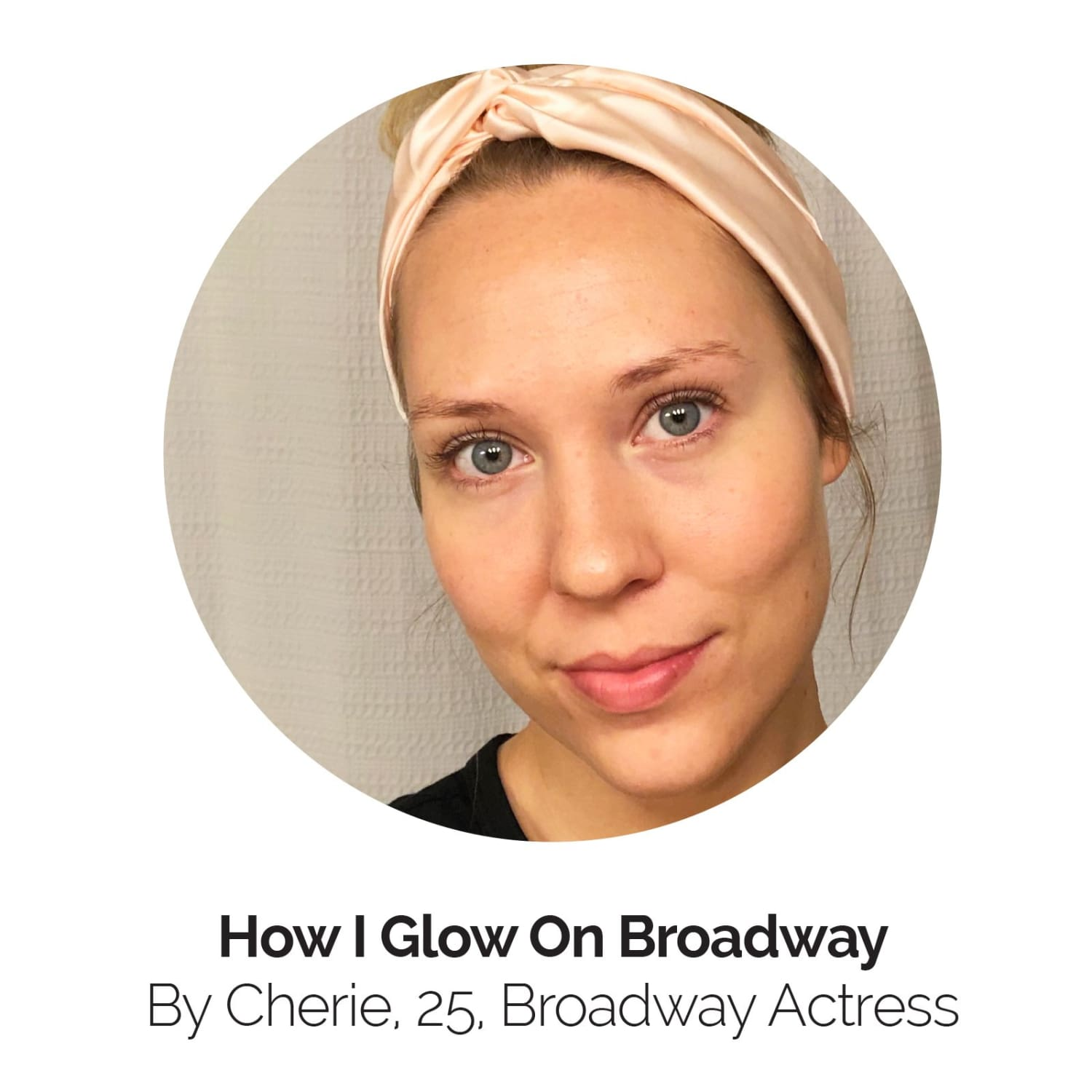 REAL PEOPLE. REAL ROUTINES. REAL GLOW.