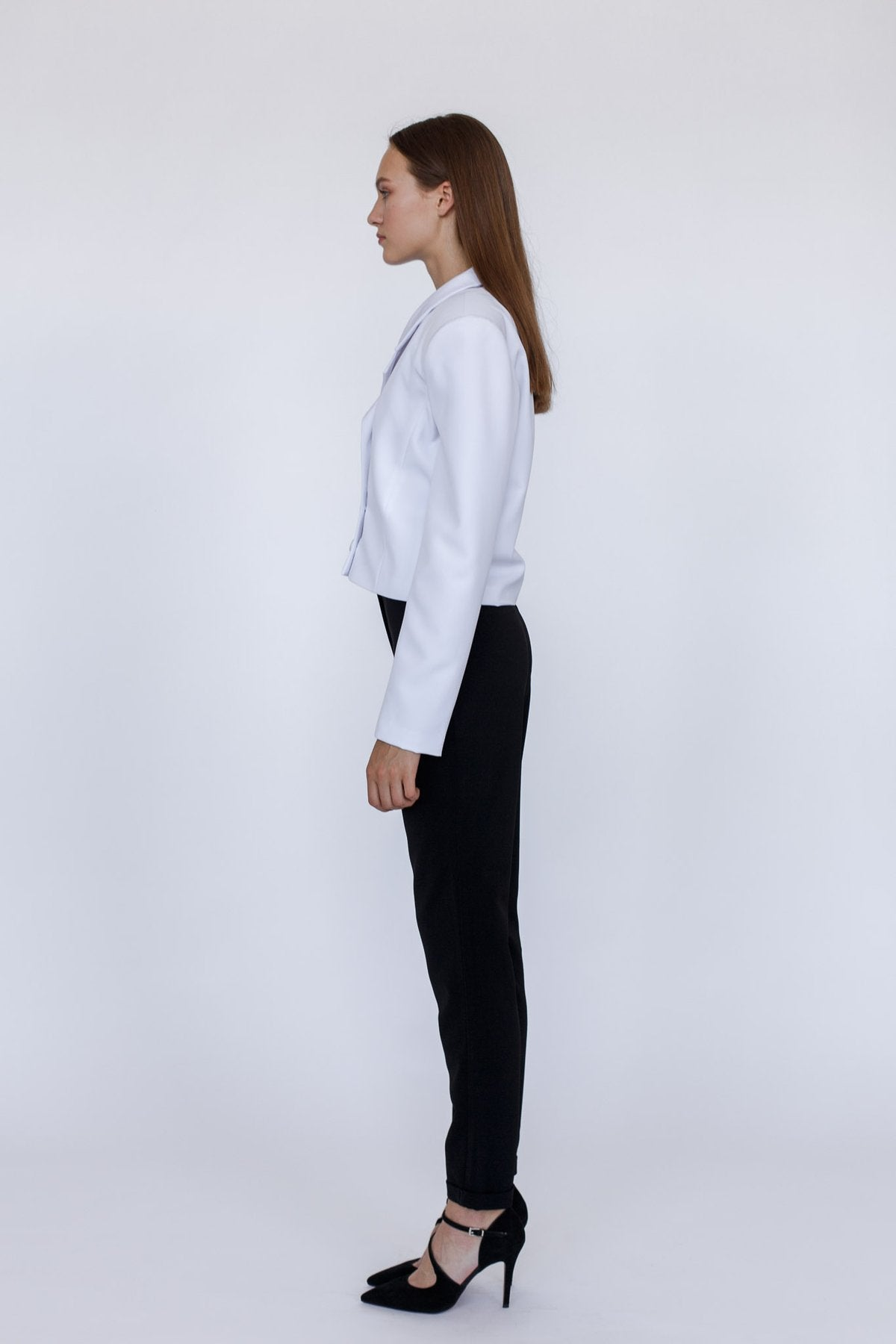 Le SLAP | Black cigarette pants pants