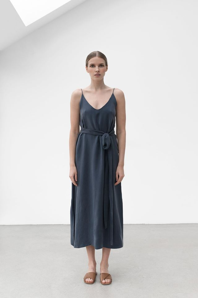 FLOW | Esential Slip Dress