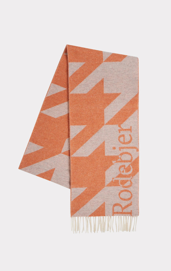 Rodebjer | Houndstooth Scarf