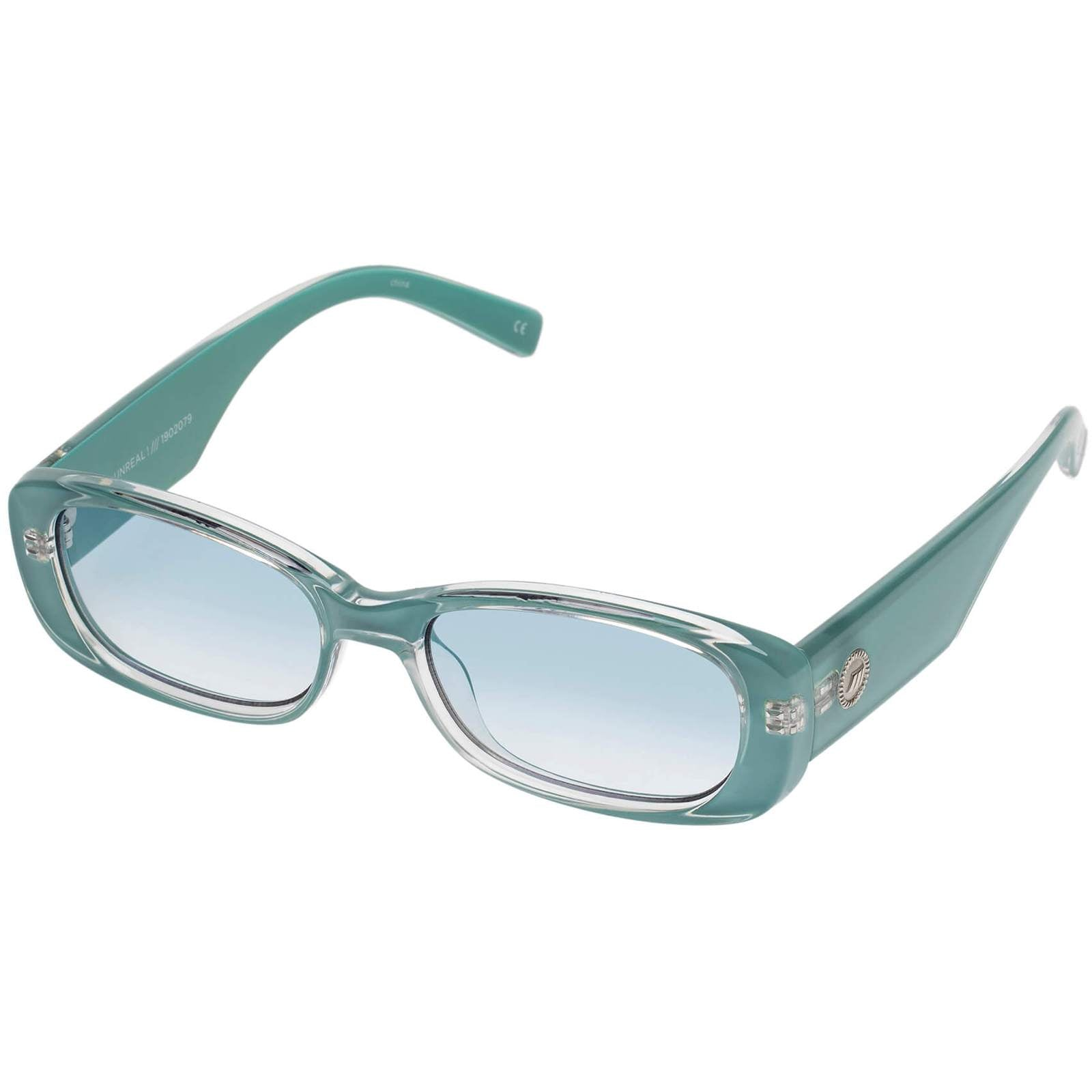 Le Specs | Unreal! Teal Sunglasses