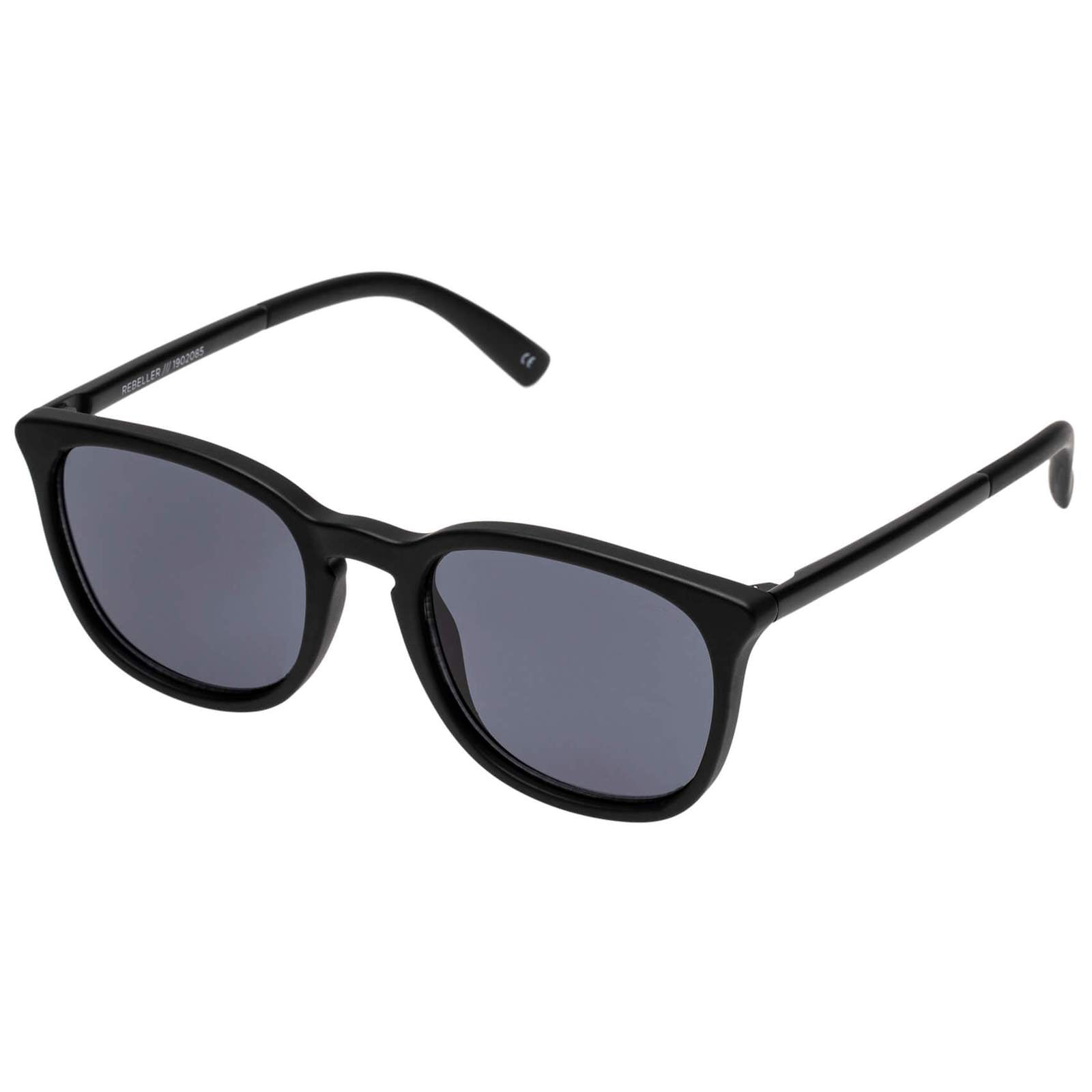 Le Specs | Rebeller Black Sunglasses