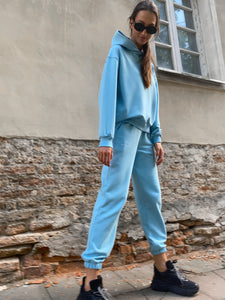 MADRESS | BABY BLUE SET