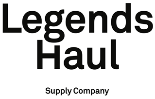 legends haul supply company logo
