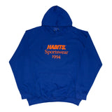 Sportswear Hood - Royal Blue