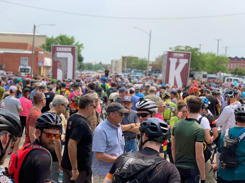 Dirty Kanza 2019 Expo