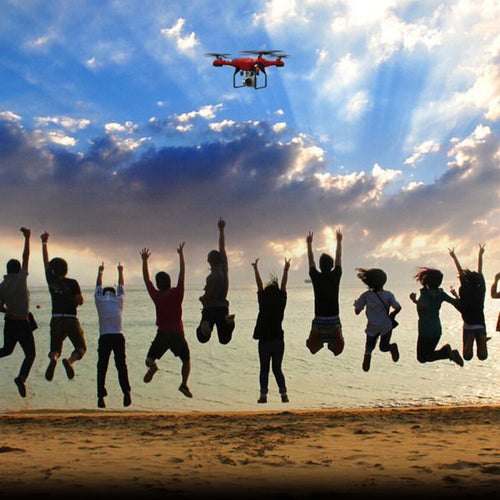 Mini Drone with 2.4G Altitude Hold HD Camera Quadcopter RC Drone WiFi FPV Live Helicopter Hover RC toy drop shipping