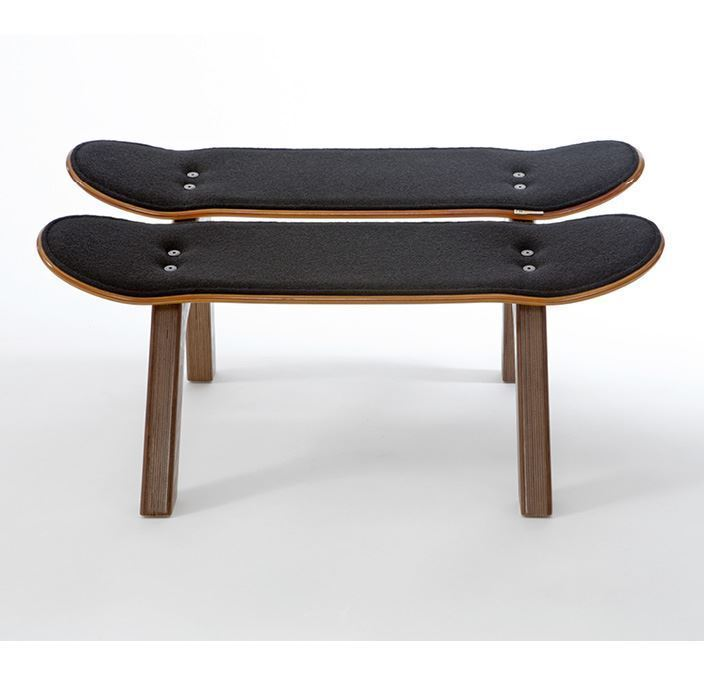 BoardChair Padded - Footstool