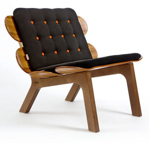 BoardChair - Black | Lounge chair