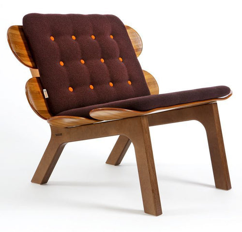 BoardChair - Bordeaux | Lounge chair