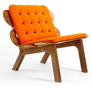 BoardChair - Orange | Lounge chair