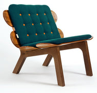 BoardChair - Petrol | Lounge chair