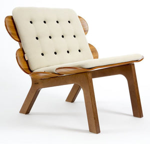 BoardChair - White | Lounge chair