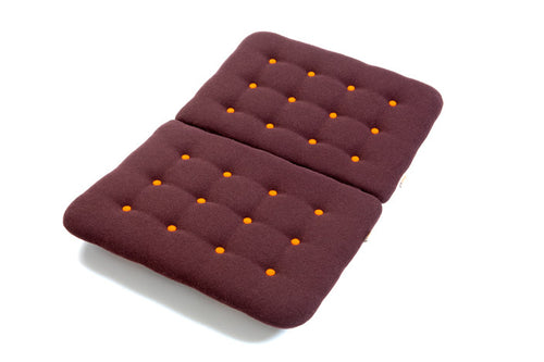 BoardChair - Cushions (Bordeaux)