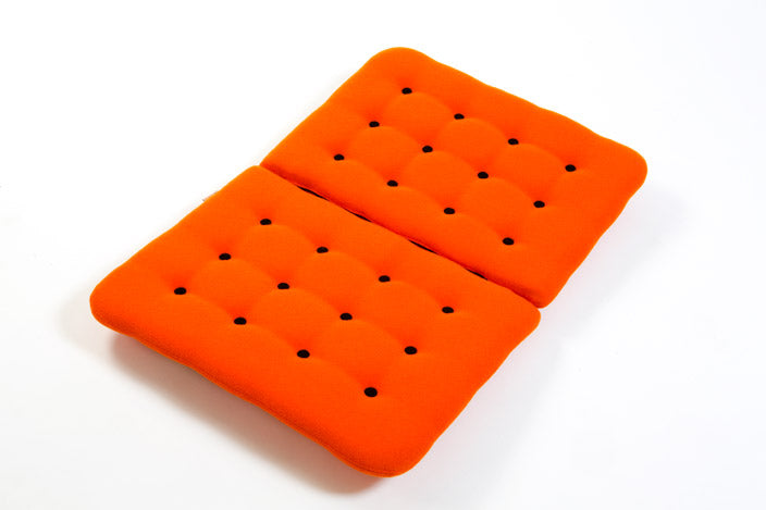 BoardChair - Cushions (Orange)