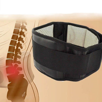 Tcare™  Adjustable Waist Tourmaline Self Heating Belt