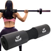 Barbell Foam Pad for Squat Hip Thrust Lunges by Armageddon Sports