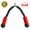 Thick & Fat Grips Bar Training Adapters Forearms Strength Builder by Armageddon Sports - Armageddon Sports
