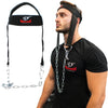 Neck Workout Strap (Neck Harness) for Neck Weights Training - Armageddon Sports