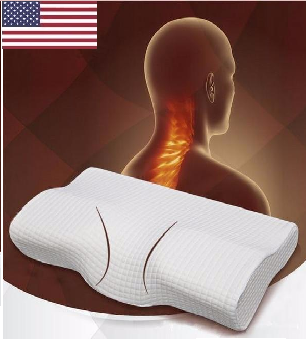 Effective Anti Snoring Memory Foam Pillow for Comfort Sleep - Armageddon Sports