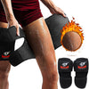 2 Pcs Premium Hips Sauna Anti-Cellulite Weight Loss Shaper Belts With Carrybag By ArmageddonSports - Armageddon Sports