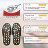 Reflexology Acupuncture Massage Sandals (Slippers) - Armageddon Sports