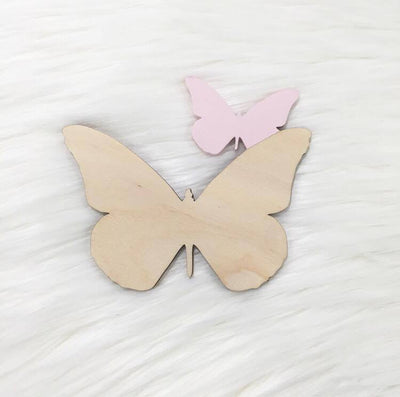 Flutter Butterfly Ornament