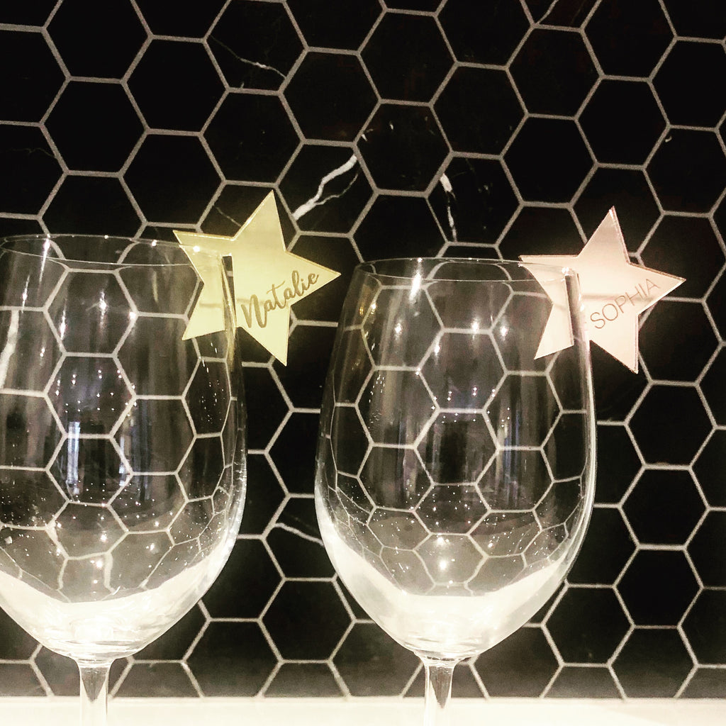 Cup Sider Place Setting- Star