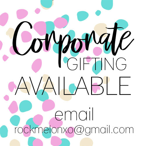 Corporate Gifting Available via Email