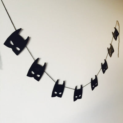 Batman Garland