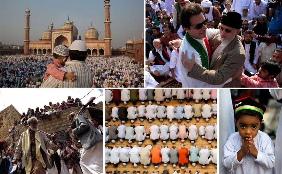 Compulsory Five Things That Happen Every Year During Eid Festive