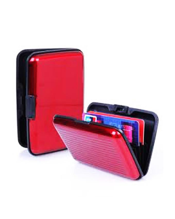Alluma Wallets for Men and Women - Red