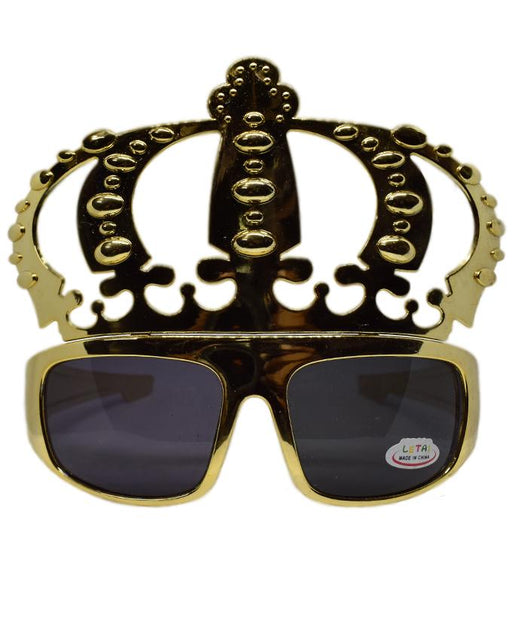 Gold Crown Sunglasses for Kids - Hiffey