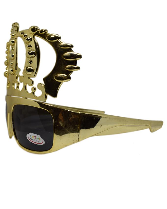 Gold Crown Sunglasses for Kids
