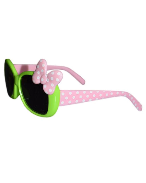 Green Ribbon Sunglasses for Kids - Hiffey
