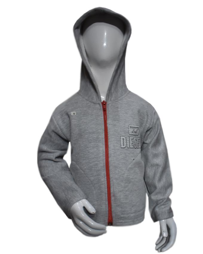 Light Gray Hoodies for Kids