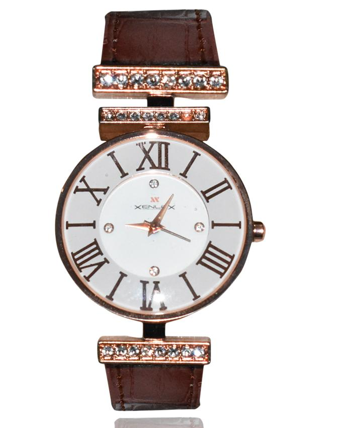 Fashion Leather Wrist Watch for Women