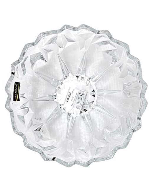 Delisoga Glass Fruit Plate - Hiffey