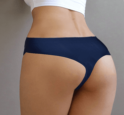 Women T-Panty Spandex Thong Hipster