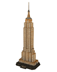 3D Puzzle Toy - Empire State Building