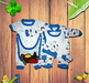 New Born Baby Rompers Set - 8 Pieces - Hiffey