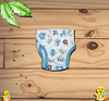 New Born Baby Rompers Set - 8 Pieces