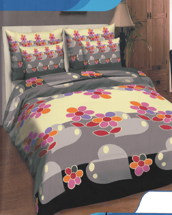 Fairmount King Size Bed Sheet - 018 - Hiffey