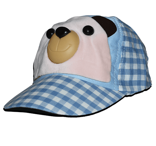 Kids Bear Face Cap - Hiffey