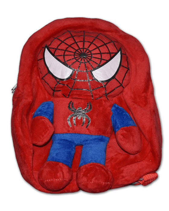 Spiderman High Quality Plush Shoulder Bag for Kids - Large - Hiffey